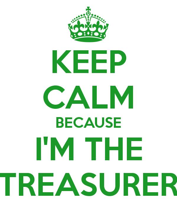 Yikes, I'm the Treasurer! workshop | CHFBC