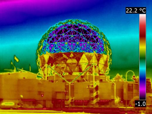 Video Vancouver: Thermal Imaging Pilot Program - Spacing